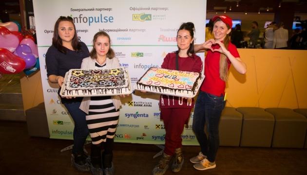 На благодійному турнірі у Києві зібрали 240 тисяч для Центру дітей із синдромом Дауна