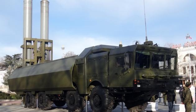 РФ відпрацьовує в окупованому Криму ракетні удари в морі та повітрі