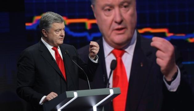 Poroschenko wirft Putin Aggression am Asowschen Meer vor
