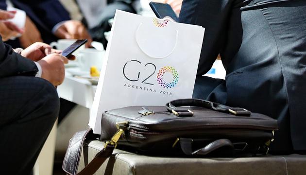Саміт G20 наступного року вперше пройде в арабській країні