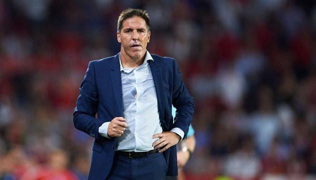 Бериццо не справился с обязанностями главного тренера
