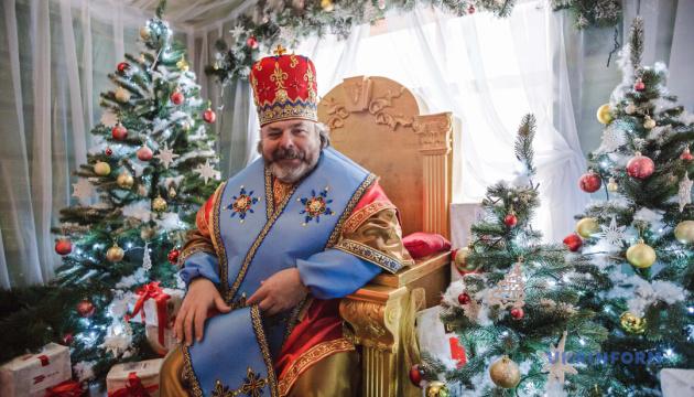 Посиденьки з Миколаєм і казкові перевтілення: Запоріжжя готується до свят