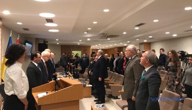 В Анкарі пройшла наукова конференція про Голодомор
