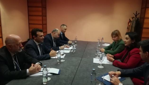 Україна закликає Македонію ввести санкції проти Росії