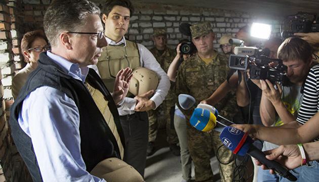 США планують нові поставки військового обладнання в Україну - Волкер