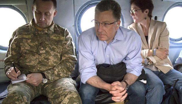 US-Sonderbeauftragter Volker: USA können Russland-Sanktionen verschärfen