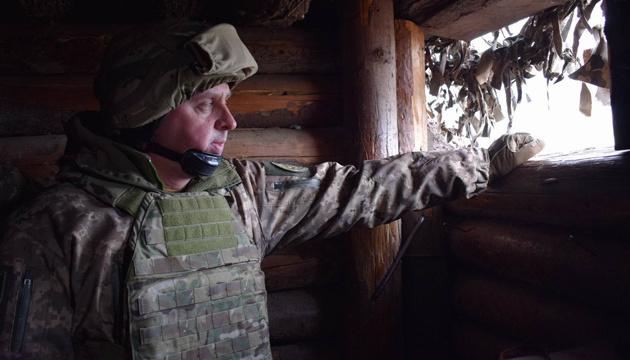 Генштаб готовий розгорнути війська у разі прямого вторгнення - Муженко