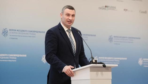 Klitschko quiere celebrar la Bienal Manifiesta en Kyiv