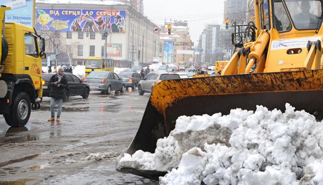 Украина «тает»: где ожидают самую большую оттепель
