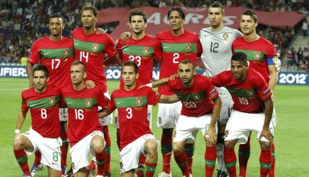 Євро-2020: проти Португалії збірна України зіграє в Києві