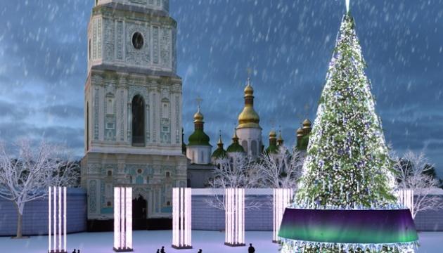 Новинки Нового року: як столиця прикрашається
