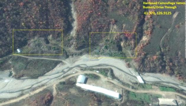 КНДР развернула строительство рядом с военной базой - CNN