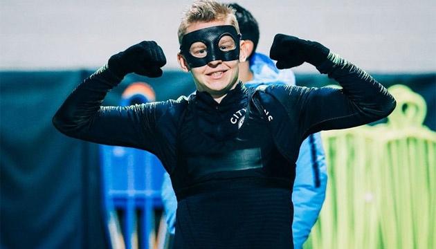 Зінченко тренується у захисній масці й буде готовий до гри з