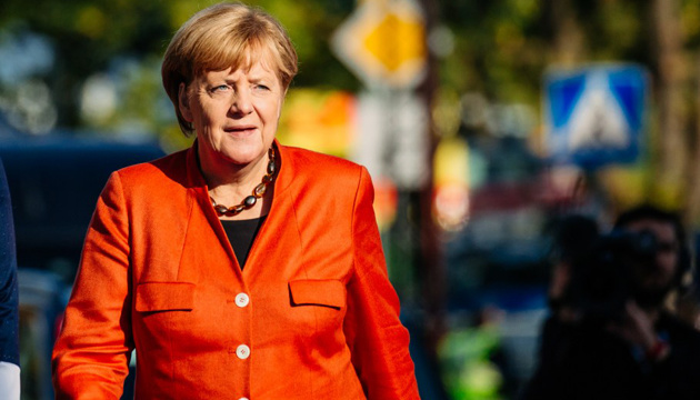 Меркель запросила Зеленського до Берліна