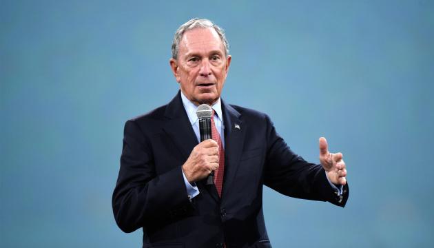 Власник Bloomberg продасть агентство, якщо піде у президенти США