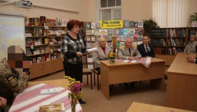 Зустріч захисників України чотирьох поколінь відбулась у Хмельницькому