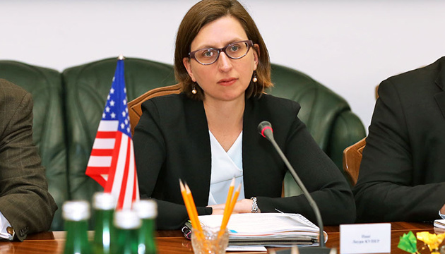 Le chef adjoint du Pentagone est arrivé à Kyiv