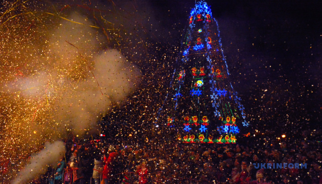 Вінниця планує відсвяткувати Новий рік по-європейськи