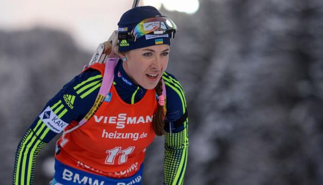 Biathlon: Julija Dschyma gewinnt Einzelrennen in Pokljuka
