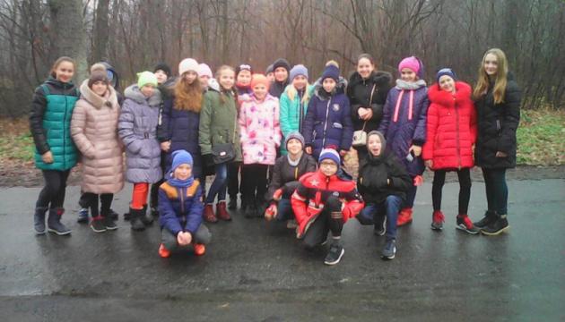 З Донеччини до Києва в дитячий центр «Артек» відправили 38 дітей