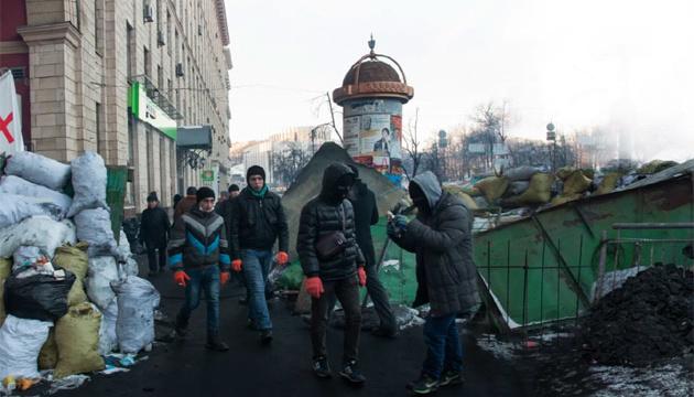 Фотографи Майдану розповідають. Юлія Полуніна-Бут