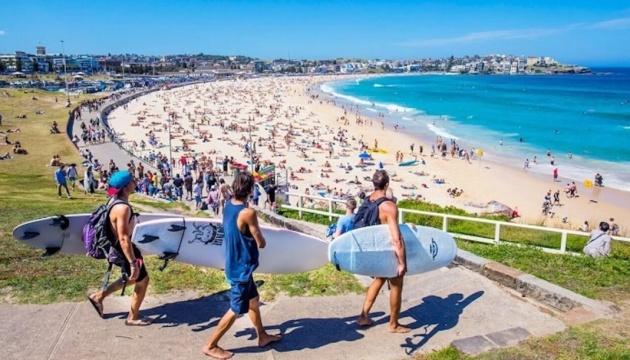 Названы лучшие городские пляжи мира