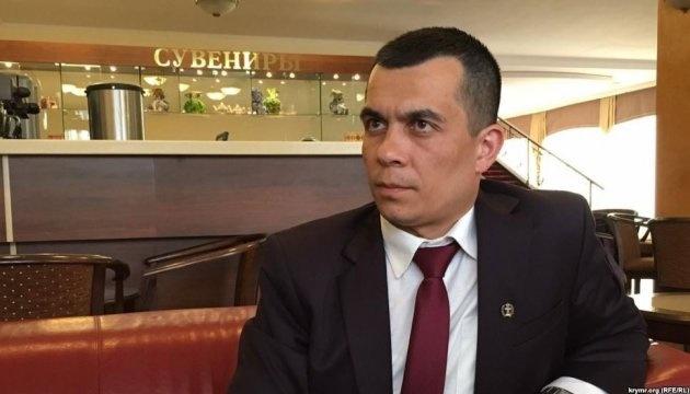Le célèbre avocat et défenseur des droits de l'Homme a été arrêté en Crimée