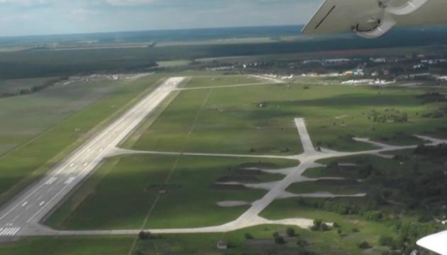 Восстановление аэропорта в Белой Церкви обойдется в €59 миллионов