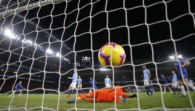 Челси ман сити: АПЛ: «Ман Сити» проиграл «Челси» и потерял лидерство