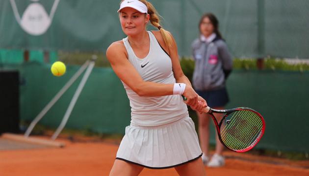 Теніс: Завацька зіграє в основній сітці турніру ITF в ОАЕ