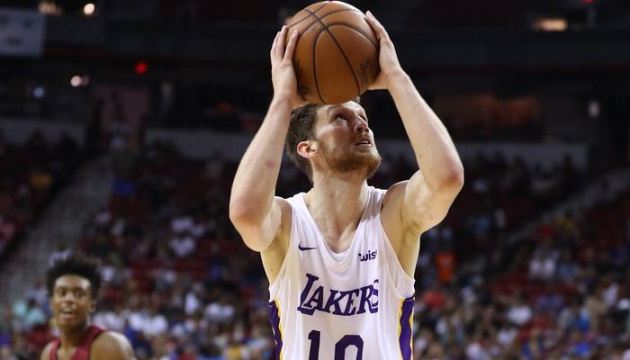 НБА: Михайлюк стал самым полезным игроком матча против «Мемфиса»