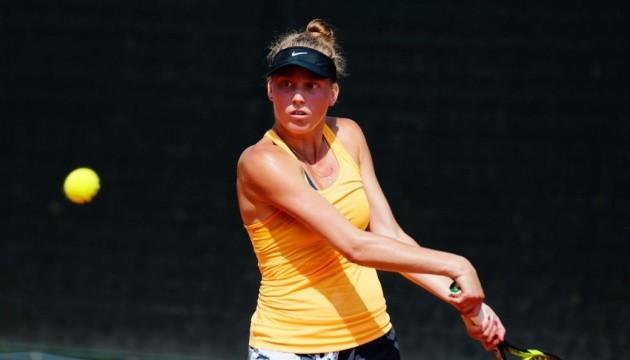 Українка Дема стала абсолютною чемпіонкою тенісного турніру в Єгипті
