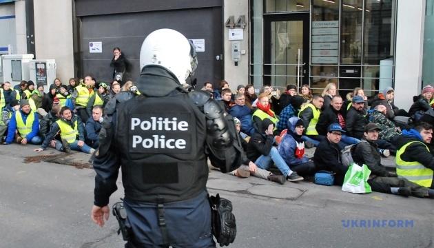 Під час протестів у Парижі затримали 137 «жовтих жилетів»