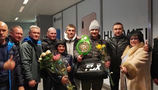 Боксер із Ніжина здобув титул чемпіона світу за версією WBC серед юніорів