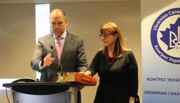 Конгресс украинцев Канады избрал нового президента