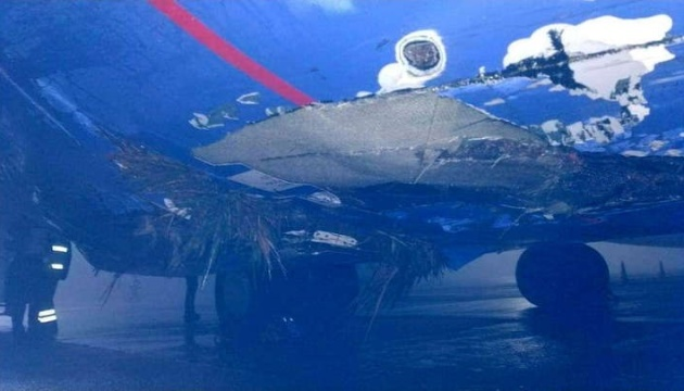 Самолет из Беларуси совершил аварийную посадку в