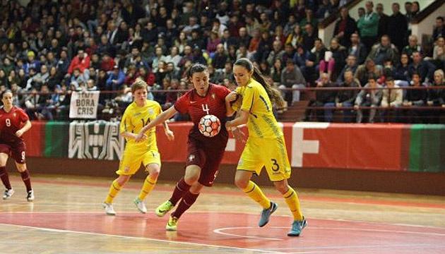 Футзал: стал известен соперник сборной Украины в 1/2 финала женского Евро-2019
