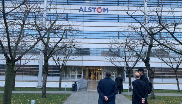 Французька Alstom зацікавлена у виробництві в Україні сучасних електровозів - Омелян