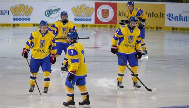 Хокей: збірна України U-20 крупно програла другий матч на чемпіонаті світу в Тихи