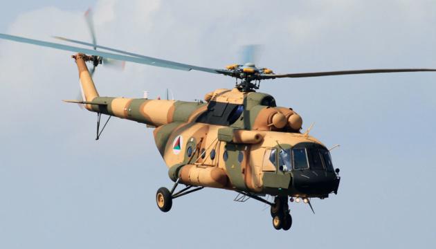 В Афганістані розбився військовий вертоліт