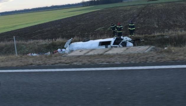 Ukrainer bei einem tödlichen Verkehrsunfall in Slowenien verunglückt