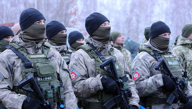 Полосы препятствий и огневая подготовка: МВД проводит масштабные учения под Киевом