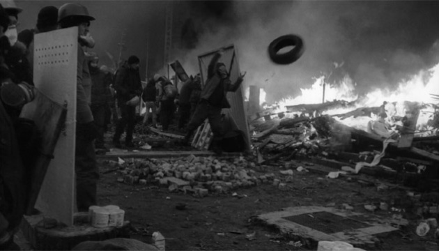 Фотографы Майдана рассказывают. Александр Гляделов