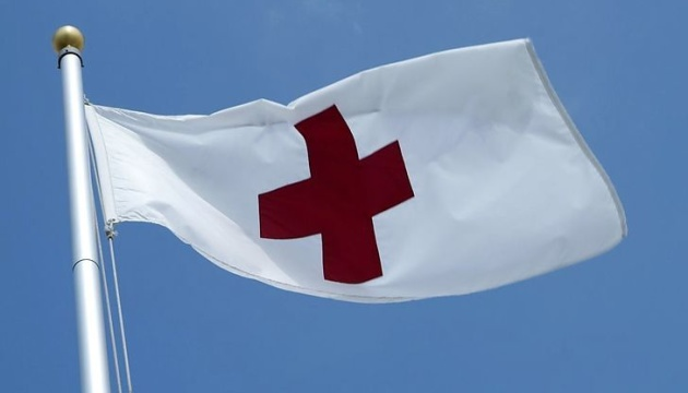 Red Cross sends two more convoys with humanitarian aid to occupied Donbas