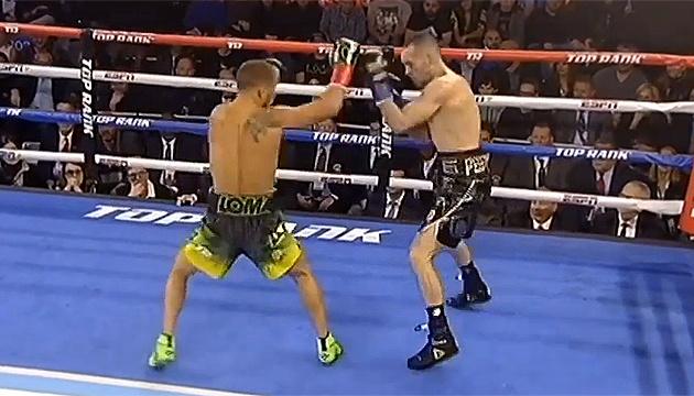 Український боксер Ломаченко подякував Педрасі за відмінний бій