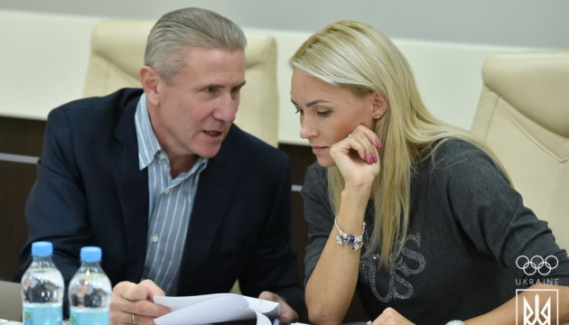 Ольга Саладуха очолила Комісію атлетів НОК України