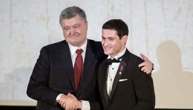 Президент привітав Сеітаблаєва з днем народження