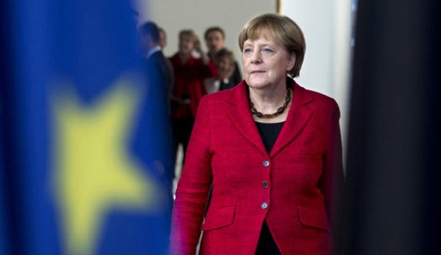 Merkel promises to discuss with Zelensky gas transit via Ukraine after construction of Nord Stream 2
