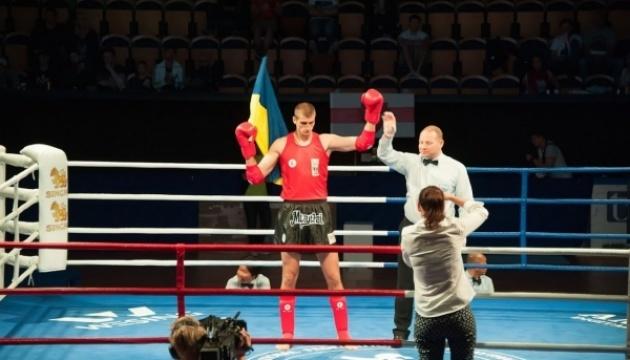 Сборная Украины по муай-тай выиграла пять наград финала Кубка мира