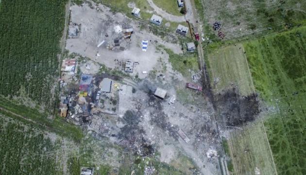 В мексиканской церкви взорвались фейерверки, восьмеро погибших, десятки раненых